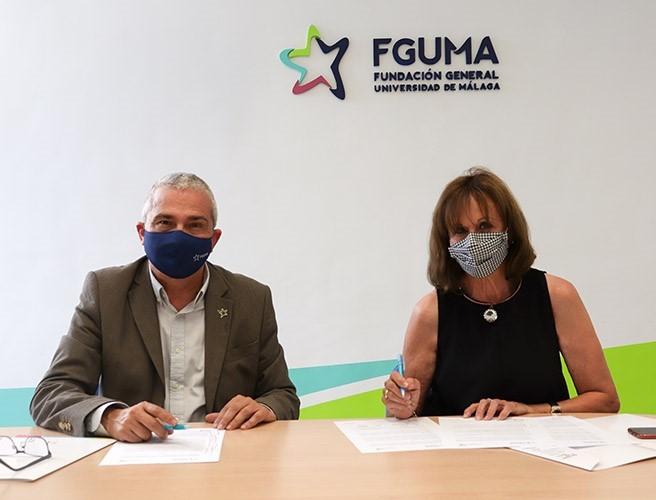 Alumni UMA y la Fundación General de la Universidad de Málaga impulsan el intercambio de conocimiento entre expertos y recién egresados